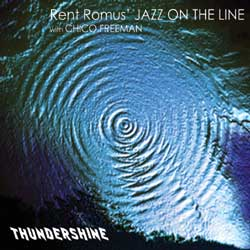 Rent Romus' Jazz On the Line, Thundershine