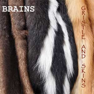 Brains - Gristle and Skins