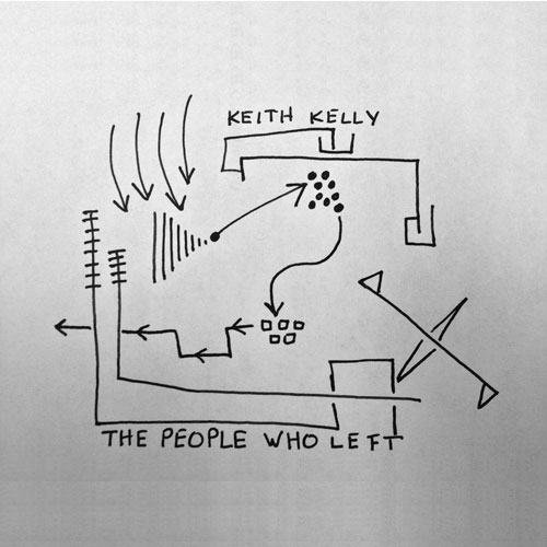 Keith Kelly - The People Who Left