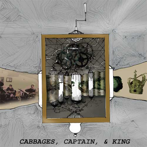 Cabbages, Captain, & King (Eli Wallace, Jon Arkin, Karl Evangelista)