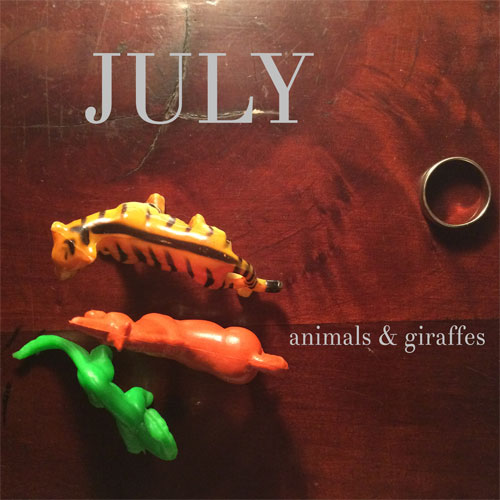 Animals & Giraffes - July