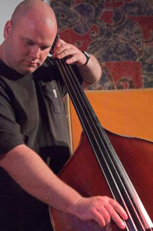 Damon Smith Double Bass , 1510 Performance Space APL Series Oakland, CA