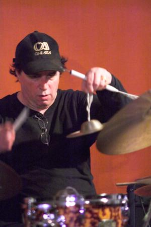 Philip Everett, drums & percussion